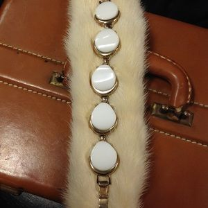 Vintage Bergere Thermoset Bracelet 1950's
